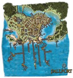 Town of Fallport