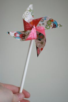 buy some pinwheels for Adelyn's 1 year old photos!