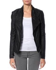 Second Female 'Adelaide' leather jacket