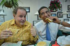 Good enough for Gordo y Obama Mentira