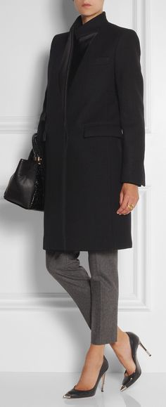 Stella McCartney wool coat*