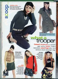 Seventeen Magazine, August 1996 | Flickr - Photo Sharing!