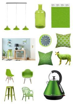 Easy ways to inject some Greenery Pantone Colour of the Year 2017