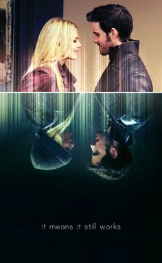 Captain Swan ♡ If it can be broken, it means it still works...