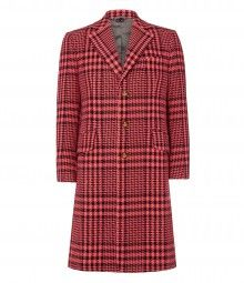 Pink Prince of Wales Castle Coat