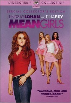 Mean Girls (DVD, 2004, Widescreen Special Collector's Edition)