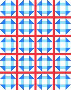 Penny Rose Fabrics Blog: Traditional Block Thursday  Churn Dash