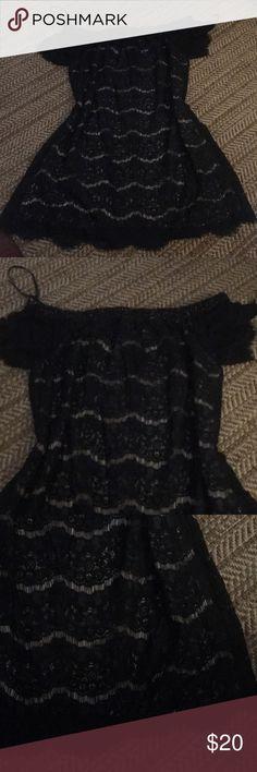 Lace Dress L NWT Lace Dress L NWT Love Fire Dresses