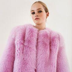 Shopping List | Pink Fur Coat