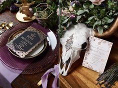Wedding Inspiration Feature – Luxe Boho Meets Soft Lavender