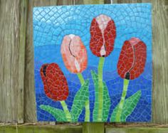 Image result for tulip mosaic