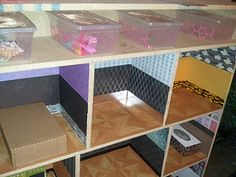 I wanted to make my daughter a doll house for her monster high dolls so i knew just any old house wouldnt do. It had to be fun, dark, girl,. Monster High Crafts, Monster High Dolls, Dollhouse Furniture, Dollhouse Ideas, Monster High School, Best Stocking Stuffers, Xmas Presents, Fun Activities For Kids, Barbie House