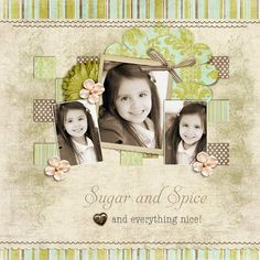 sugar-and-spice and Everything nice