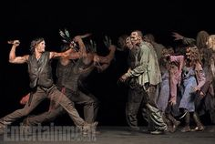 Daryl Dixon - The Walking Dead - Entertainment Weekly