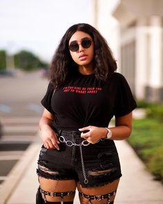 10 fashion rules that plus size girls need to start challenging - Plus Size Fashion & Dress Curvy Girl Outfits, Curvy Girl Fashion, Edgy Outfits, Grunge Outfits, Plus Size Outfits, Plus Size Fashion, Cool Outfits, Fashion Outfits, Thick Girls Outfits