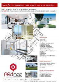 REDBEE-Arquitetura design e construção de espaços