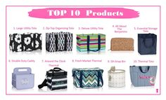 If you are new to Thirty-One or if you are curious to know what are our best…
