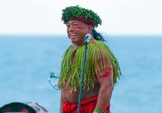 Chief Sielu of Chief's Luau