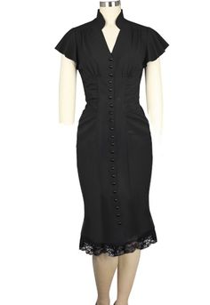 40s Dress by Amber Middaugh