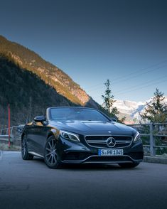The Mercedes-AMG S 64 Cabriolet is the first open-top luxury four-seater from Mercedes-Benz since 1971. Photo by Korhan Parlar (http://kor.life) for #MBsocialcar [Mercedes-AMG S 63 4MATIC| Fuel consumption combined: 10.4 l/100km | combined CO₂ emissions: 244 g/km | http://mb4.me/efficiency_statement]