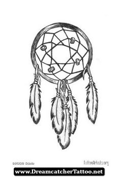1000 images about dream catcher tattoo on pinterest for Dreamcatcher tattoo template
