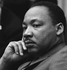"""We have to repent in this generation not merely for the hateful words and actions of the bad people, but for the appalling silence of the good people. "" Martin Luther King Jr."
