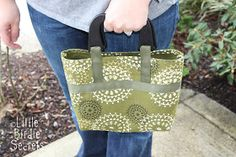 Placemats purse
