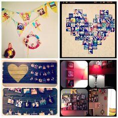 Cute photos display ideas @PostalPix