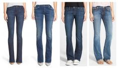 How to Wear Bootcut Jeans for Fall 2015