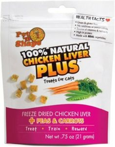 Pet 'n Shape Treat, Fried Peas/Carrot, .75 oz * Check this awesome product by going to the link at the image.