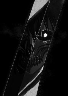 Boushoku no Berserk (Berserk Of Gluttony) Image - Zerochan Anime Image Board Anime Bleach, Bleach Art, Manga Art, Anime Art, Arte Obscura, Creepy Art, Berserk, Image Manga, Dark Wallpaper
