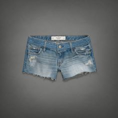 Womens A Low Rise Shorts   Womens New Arrivals   Abercrombie.com