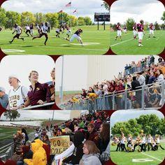 University of Minnesota, Morris homecoming collage! #GoCougars #WeAreMorris