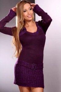 sweater dresses long sleeve