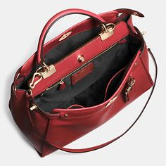 21534dd6a850 Coach    GRAMERCY SATCHEL IN LEATHER Fab Bag