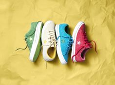 Converse One Star  http://shoecommittee.com/blog/2018/3/converse