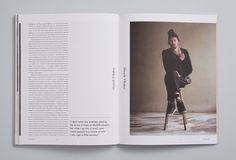 Adrenaline Issue 19 - Kinfolk Magazine | Charlotte Heal Design