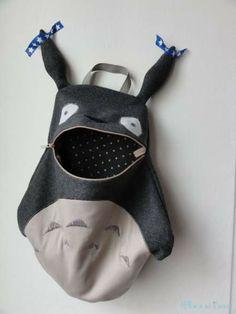 Tuto sac Totoro