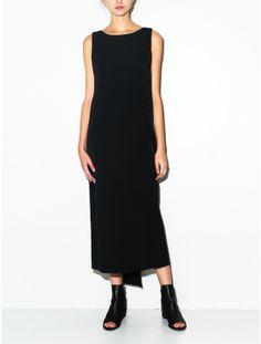Minimal + Classic: feli crepe dress