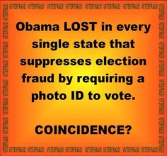 This Should be a SHOCK! – DEMOCRATS COMMIT FRAUD AT THE HIGHEST LEVELS: They Took Bribes to Oppose Voter ID – HOLDER ABSENT…