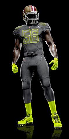 d7f309748 2014 NFL Pro Bowl football uniforms Texas Tech Football