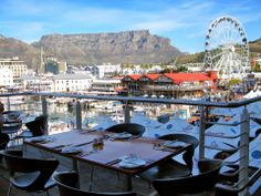 W Waterfront Cape Town