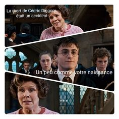 Harry Potter joke The birth of Dolores Umbridge was a huge accident - - Harry Potter Film, Harry Potter Anime, Harry Potter Twilight, Images Harry Potter, Harry Potter Jokes, Harry Potter World, Jarry Potter, Funny Profile Pictures, Minions