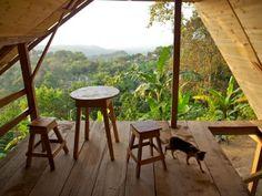 » Alojamiento en Casa Loma Minca Outdoor Furniture Sets, Outdoor Decor, Hostel, Feb 2017, Santa Marta, Bucket, Map, Home Decor, Photos