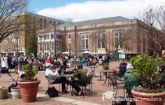 UNC Chapel Hill Admissions Profile