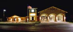 Cedar Hill Fire Department (TX) Station 4 is a joint station serving the Cities…