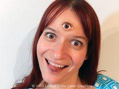 Third Eye prosthetic by LockedintheCellar on Etsy
