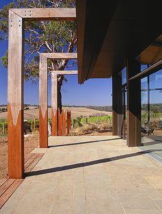 Vineyard Residence by John Wardle Architects