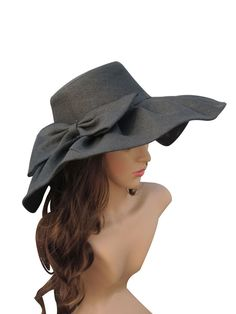Item Type: Sun Hats Pattern Type: Solid Department Name: Adult Style: Casual Gender: Women Material: Linen Model Number: A047
