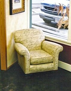 Custom Furniture and Upholstery  armchairs